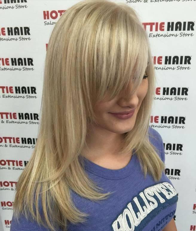 Стрижка волос лесенкой и каскад в 2020 году: фото ступенчатых женских стрижек   женский журнал читать онлайн: стильные стрижки, новинки в мире моды, советы по уходу