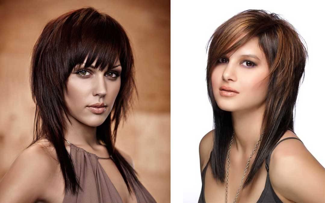 Рваные женские стрижки 2020-2021: на средние, длинные и короткие волосы, фото