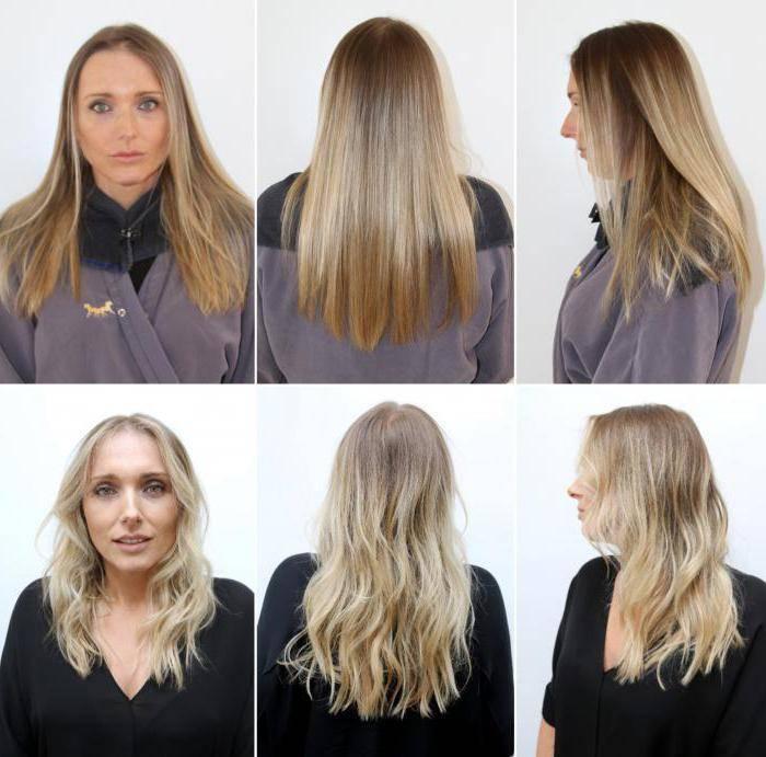 Как сделать брондирование на русые волосы с видео и фото